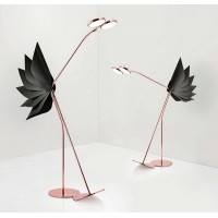 Ostrich Style Floor Lamp