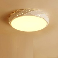 Stainless Steel Led Dimming Ceiling Lamp Style 2