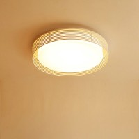 Stainless steel led dimming ceiling lamp style 8