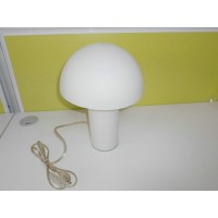 Oluce Atollo Style Table Lamp made of glass in small size