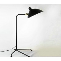 Serge Mouille Style Table Lamp
