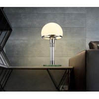 Wilhelm Wagenfeld Lamp Bauhaus Style Reproduction Lighting