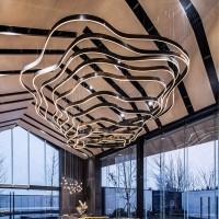 Cicatrices De Luxe FLOS Style Pendant Lamp