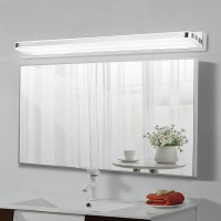 Waterproof anti mist led mirror front lamp bathroom lighting